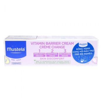 Kem chống hăm Mustela