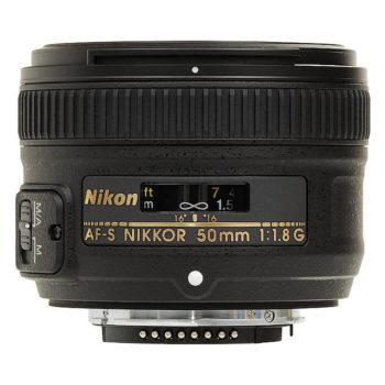 Ống kính Nikon AF-S 50mm f/1.8G