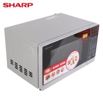 Lò vi sóng điện tử có nướng Sharp R-G272VN-S