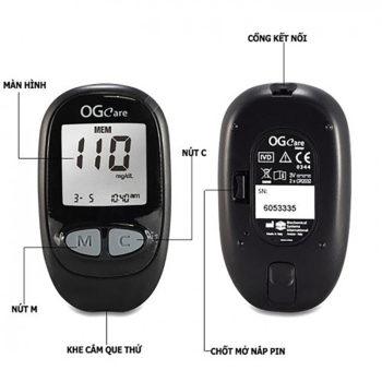 Top 5 máy đo đường huyết chính xác nhất dành cho bệnh nhân tiểu đường 13