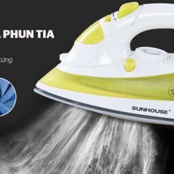 Bàn ủi hơi nước Sunhouse SHD2067