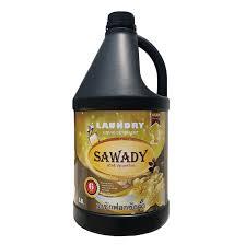 Nước giặt xả 6 in 1 Sawady Thái Lan