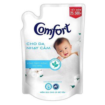 Nước xả vải Comfort Cho Da Nhạy Cảm