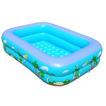 Bể bơi phao hơi cho bé Bidamop