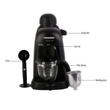 Top 5 máy pha cà phê tốt nhất đảm bảo hương vị thơm ngon 4