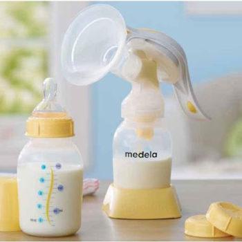 Máy hút sữa bằng tay Medela Harmony Light