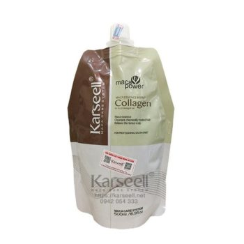 Kem ủ tóc Collagen Karseell Maca