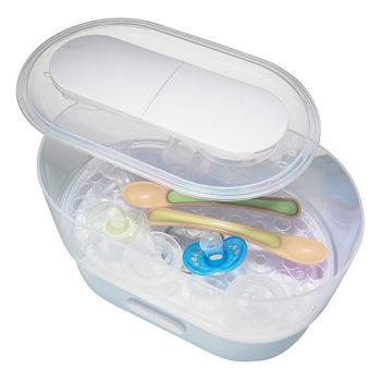 Top 5 máy tiệt trùng bình sữa tốt nhất cho bé để bố mẹ bỉm sữa tham khảo 17