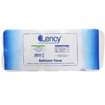 Giấy vệ sinh Lency