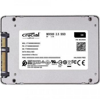 Ổ Cứng SSD Sata III 2.5 Inch 250GB Crucial MX500