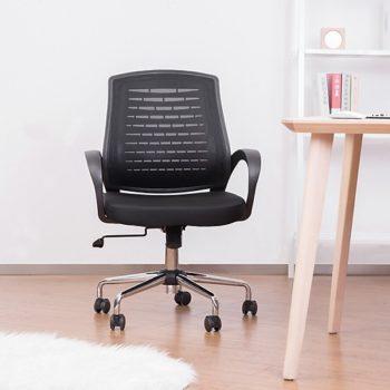 """Top 5 loại ghế văn phòng tốt nhất giúp """"dân"""" văn phòng thoải mái khi làm việc 4"""