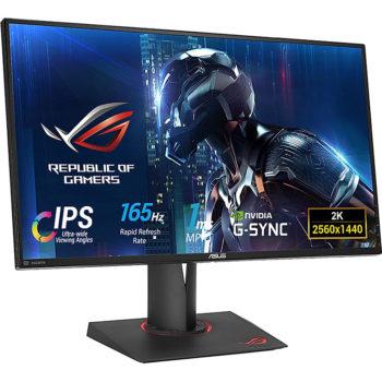 Màn Hình Gaming Asus ROG PG279Q 27inch 2K 4ms 165HZ G-Sync IPS Speaker