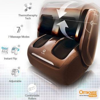 Top 5 máy massage chân tốt nhất giúp đánh bay cảm giác nhức mỏi 21