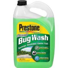 Nước rửa kính oto Prestone Bug Wash USA 3.378l
