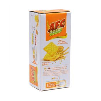 Bánh cracker lúa mì AFC