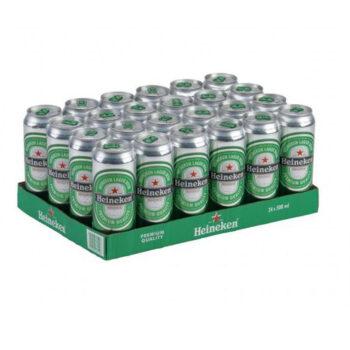 Bia Heineken thùng 24 lon