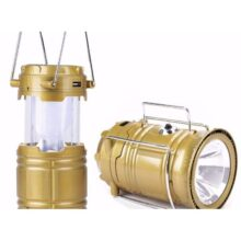 Đèn tích điện bằng sạc pin hoặc năng lượng mặt trời