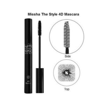 Mascara cong và dài mi MISSHA 4D