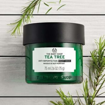 Mặt nạ ngủ The Body Shop Tea Tree