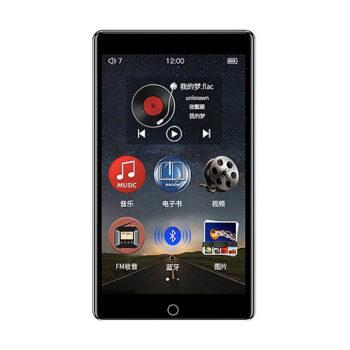 Máy Nghe Nhạc Lossless MP3 MP4 Bluetooth Màn Hình Cảm Ứng 4 inch Ruizu H1