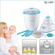 Máy Tiệt Trùng Bình Sữa Kenjo (KJ-06N)