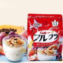 Ngũ cốc sấy khô Calbee nội địa Nhật Bản