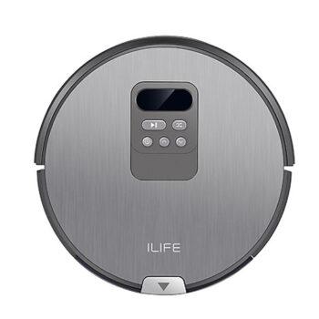 Robot Hút Bụi Lau Nhà Thông Minh ILIFE V80