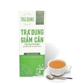 Trà giảm cân – Trà dung giảm cân The Kaffeine – 30 túi lọc