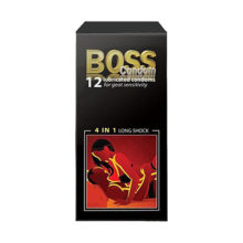 Bao cao su Malaysia Boss 4 in 1