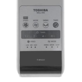 Quạt treo tường Toshiba F-WSA20 (H) VN