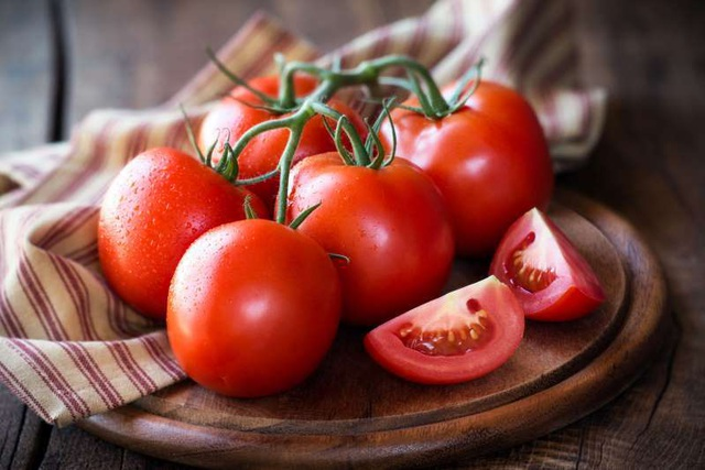 Cà chua giúp giảm cân an toàn và hiệu quả