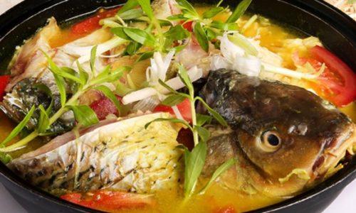 Mách bạn cách làm lẩu cá trắm ngon bổ dưỡng