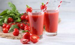 Cách làm sinh tố cà chua đơn giản truyền thống
