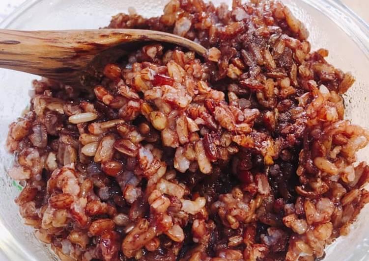 Cách nấu gạo lứt đơn giản bằng nồi cơm điện