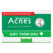 Giấy thấm dầu Acnes Oil Remover Paper