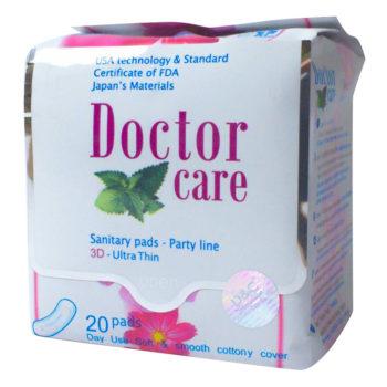 Băng vệ sinh thảo dược Doctor Care hàng ngày