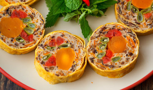 Cách làm chả trứng ăn kèm cơm nóng siêu ngon