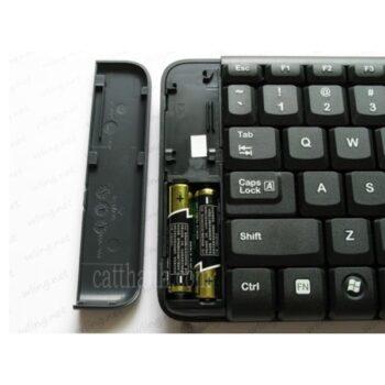 Bàn phím không dây Logitech MK220