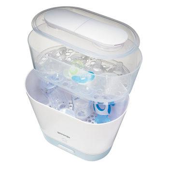 Top 5 máy tiệt trùng bình sữa tốt nhất cho bé để bố mẹ bỉm sữa tham khảo 20