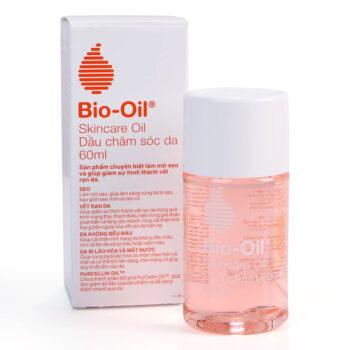 Bio – Oil giảm rạn da và làm mờ sẹo