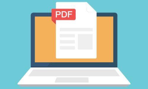 Cách giảm dung lượng file PDF đơn giản?
