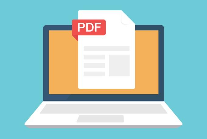Định dạng file PDF