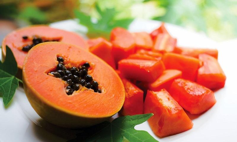 Đu đủ là trái cây giảm cân tốt cho sức khỏe
