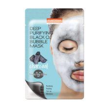 Mặt nạ sủi bọt thải độc Purederm Deep Purifying 02 Bubble Mask