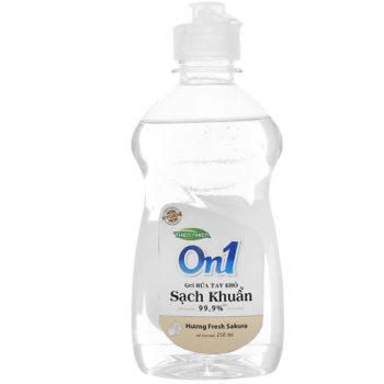 Top 5 nước rửa tay khô tốt nhất giúp sát khuẩn triệt để 6