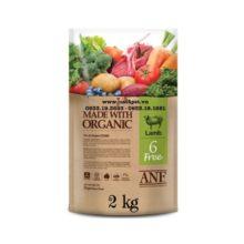Thức ăn ANF 6 Free Indoor Adult