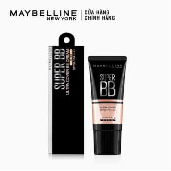 Kem Nền Maybelline Super BB Ultra Cream