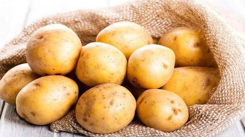 Khoai tây giúp giảm đau, kháng viêm