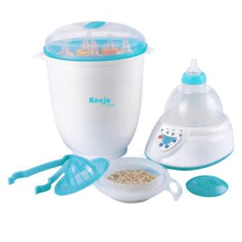Top 5 máy tiệt trùng bình sữa tốt nhất cho bé để bố mẹ bỉm sữa tham khảo 5