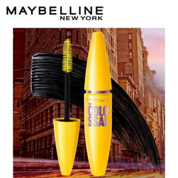 Mascara Maybelline Magnum Làm Dày Mi